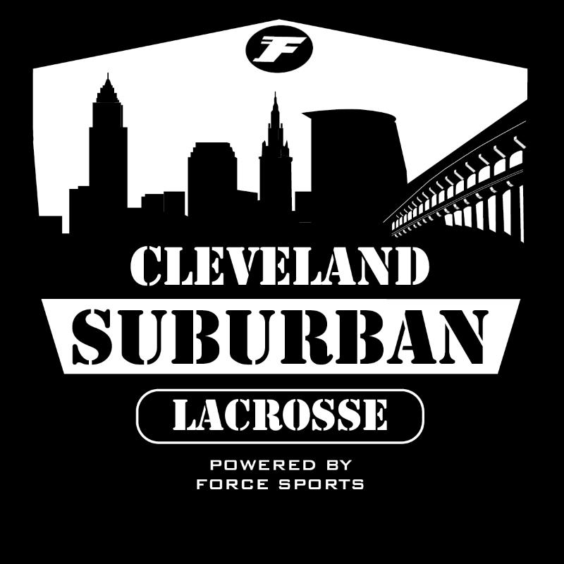 Cleveland Suburban Lacrosse Logo