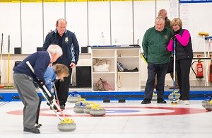 curlers in action 3