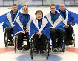 Scottish Wheelies Team 2019