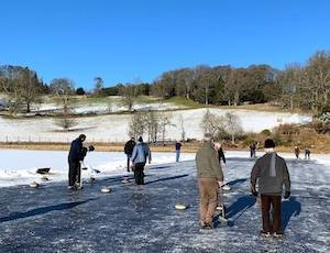 penicuik outdoor curling